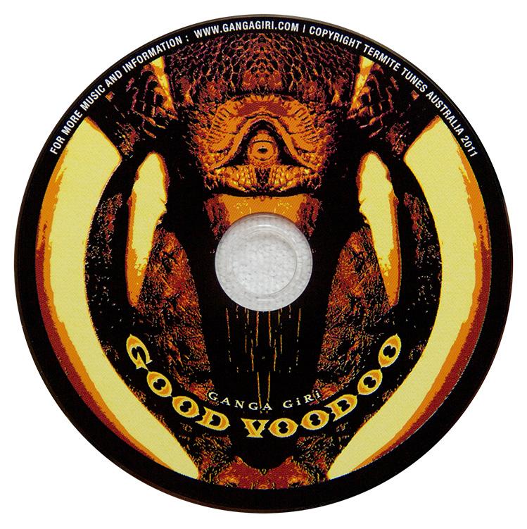Ganga Giri Good Voodoo Disc