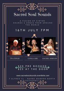 Sacred Soul Sounds